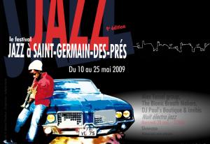 Jazz festival st germain des pres
