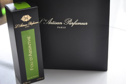 Fou d'absinthe paris perfume photo