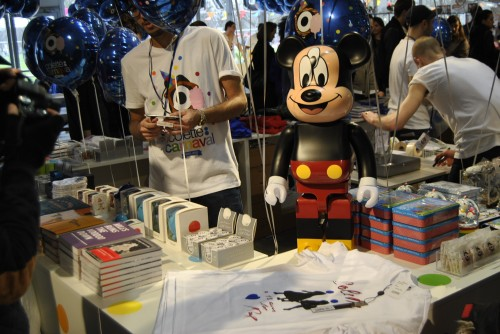 colette carnival mickey mouse
