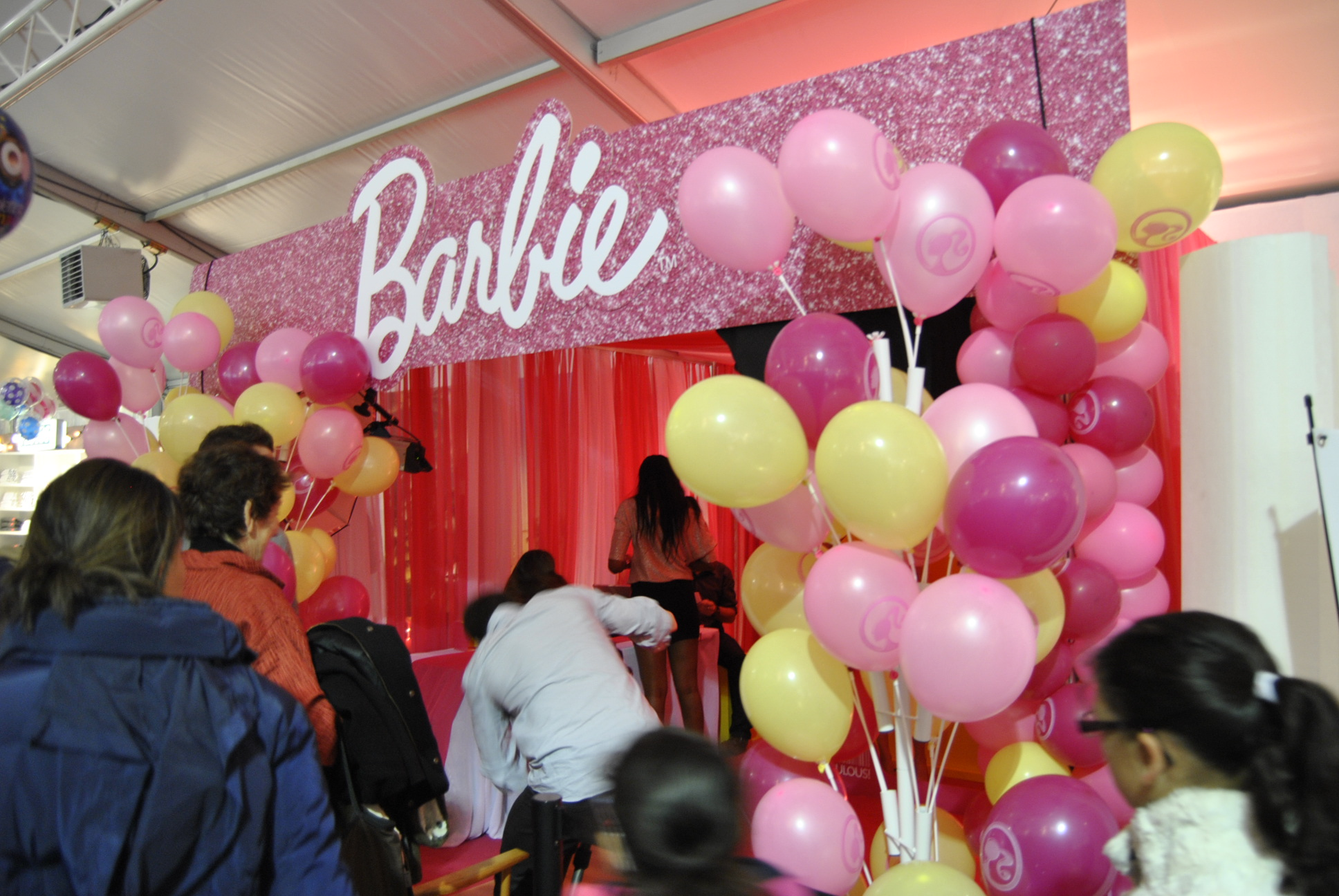 colette carnival barbie paris