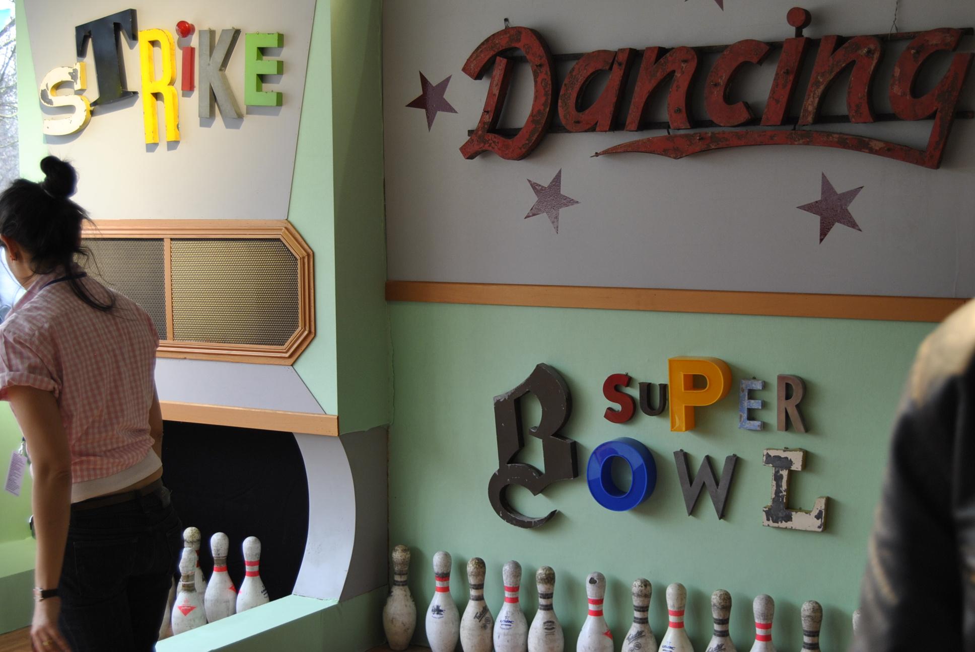 colette carnival bowling