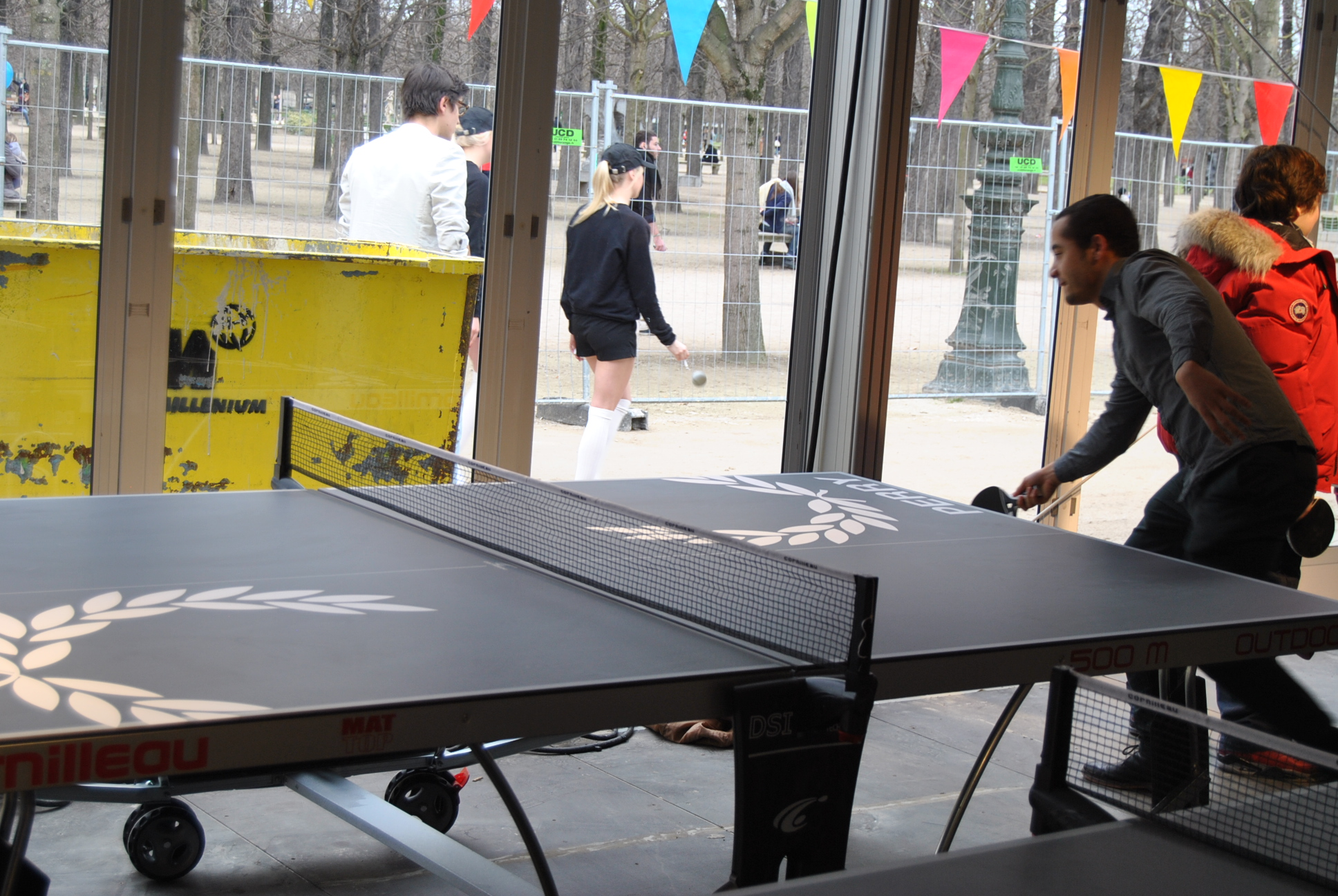 colette carnival ping pong