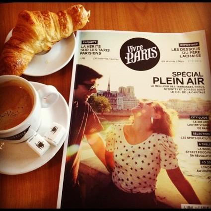 paris magazine vivre paris