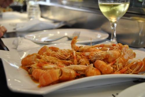 Best Market Seafood restaurant Barcelona