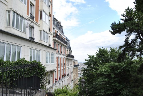 photo of apartment montmartre