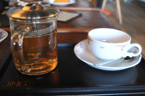 cafe lomi paris tea oolong