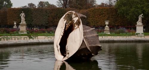 FIAC Art Fair Paris Garden outside free