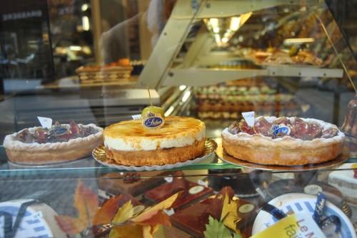 Stohrer Paris bakery photo