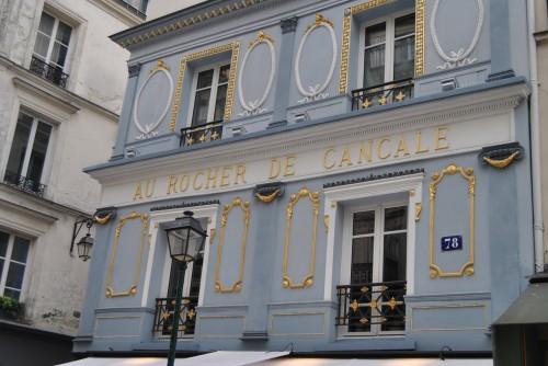 Au Rocher Cancal Rue Montorgueil
