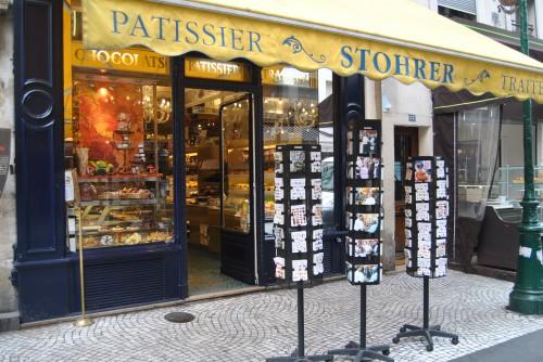 Stohrer Oldest Parisian Bakery Patisserie