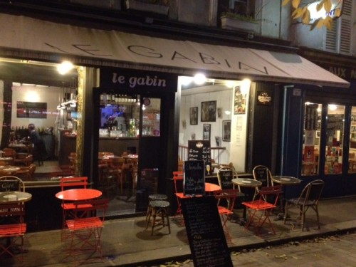 le gabin paris 1