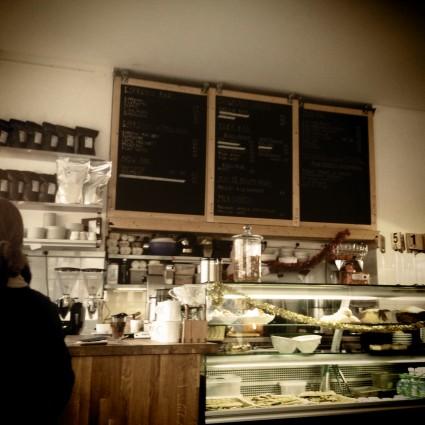 inside Kooka Boora Paris - best cool cafe shop