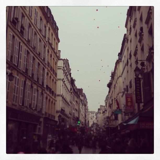 ballons over montourgueil paris
