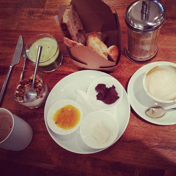 Cafe Pinson Paris Menu