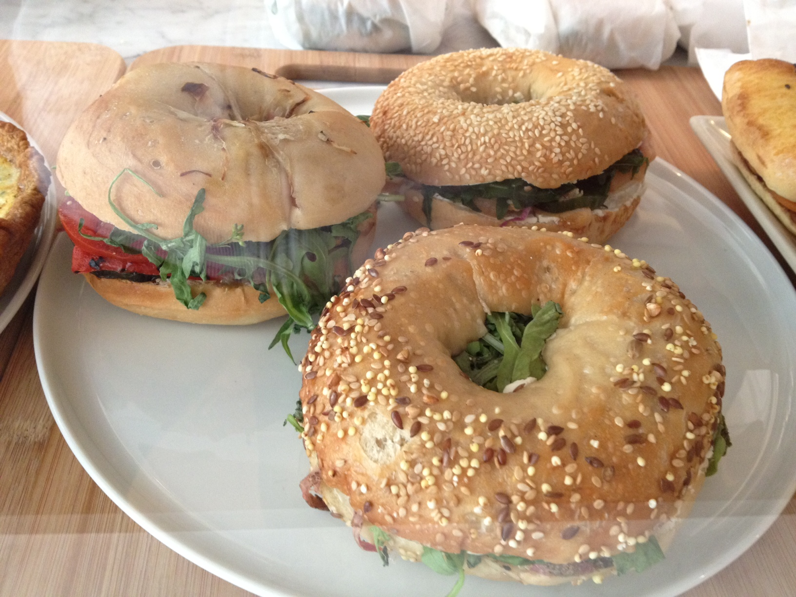 bagels paris cafe loustic