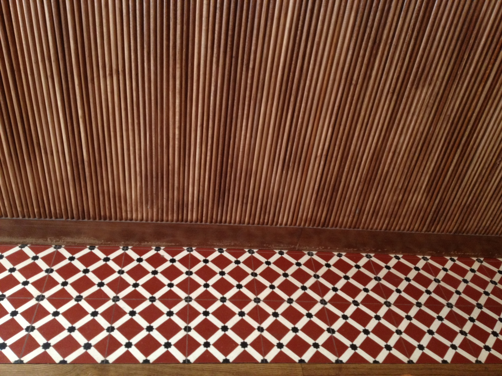 floors cafe loustic paris