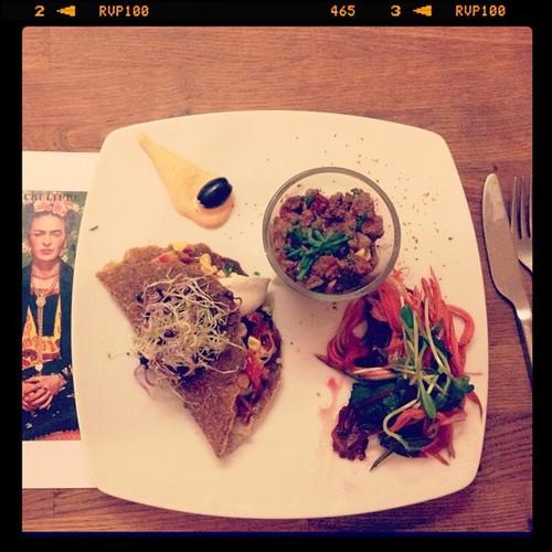 raw food vegan paris restuarant