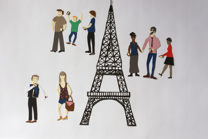Tifamade in Paris