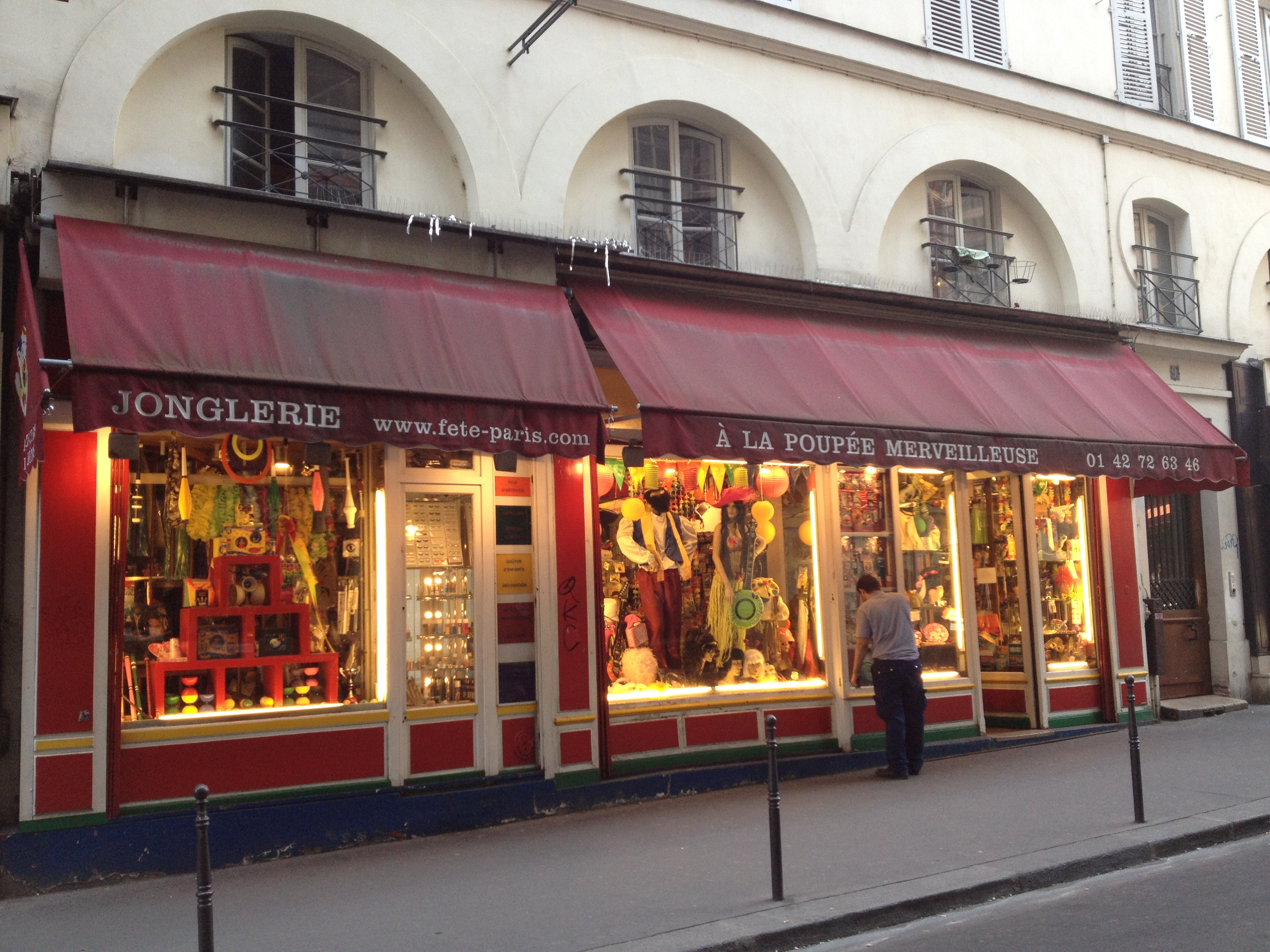 shops in paris france the talk wiki