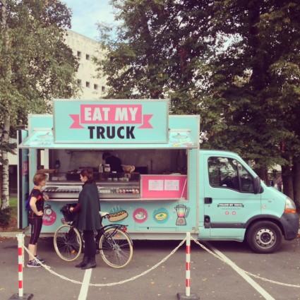 eat my truck HEC Paris