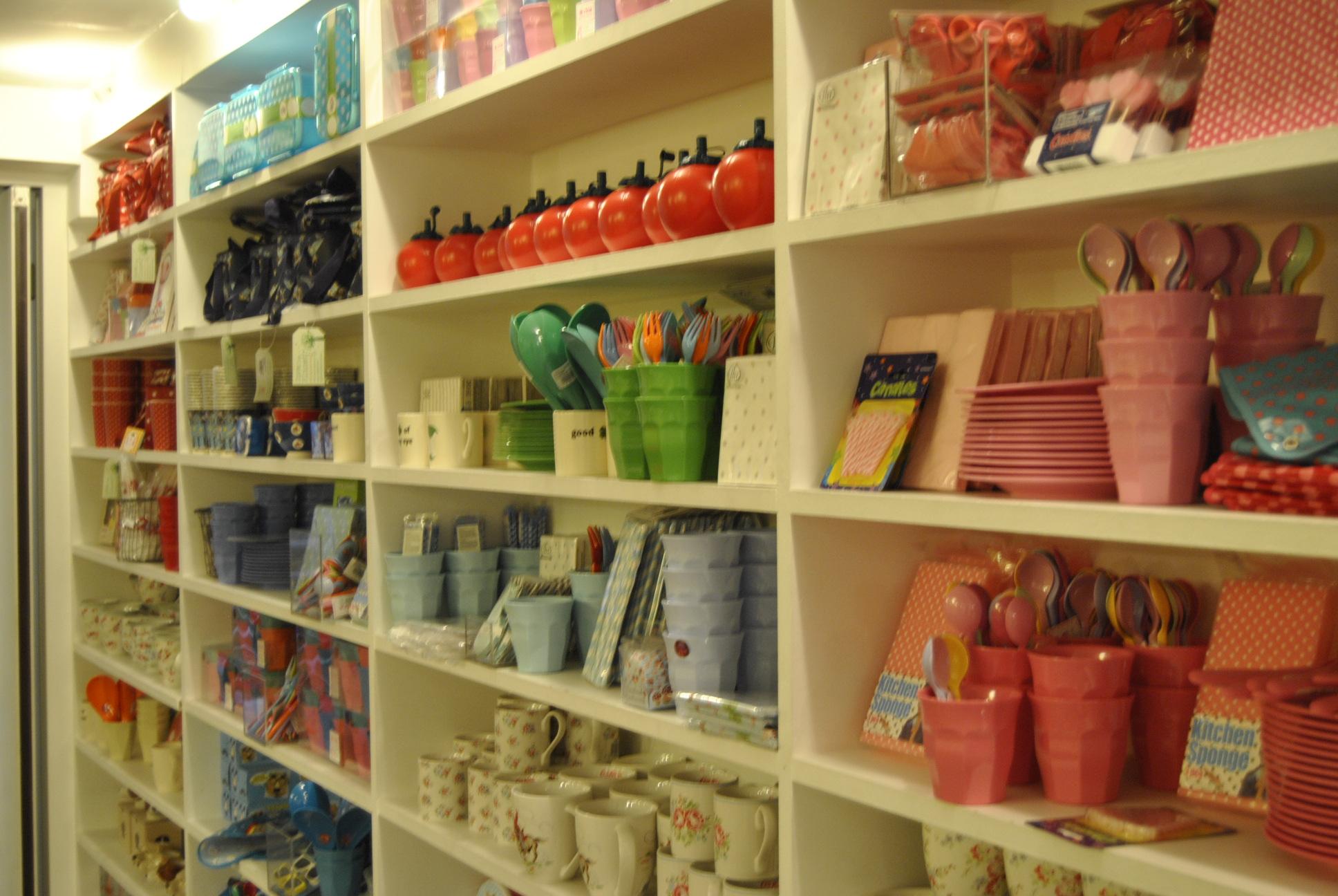 shelves at bonton