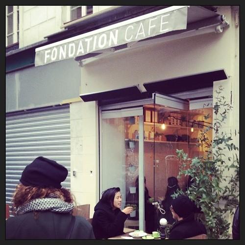 fondation coffee paris