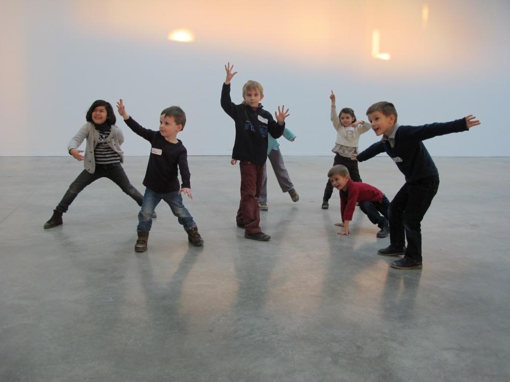 Palais Tokyo kids
