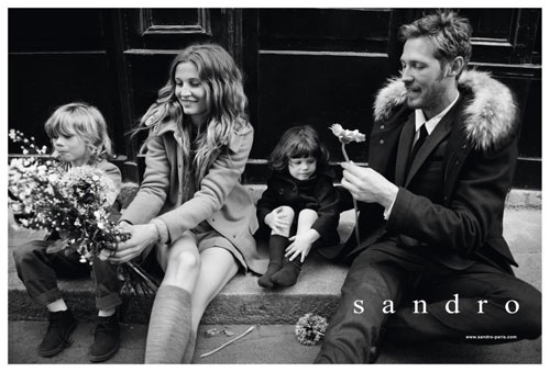 sandro family paris