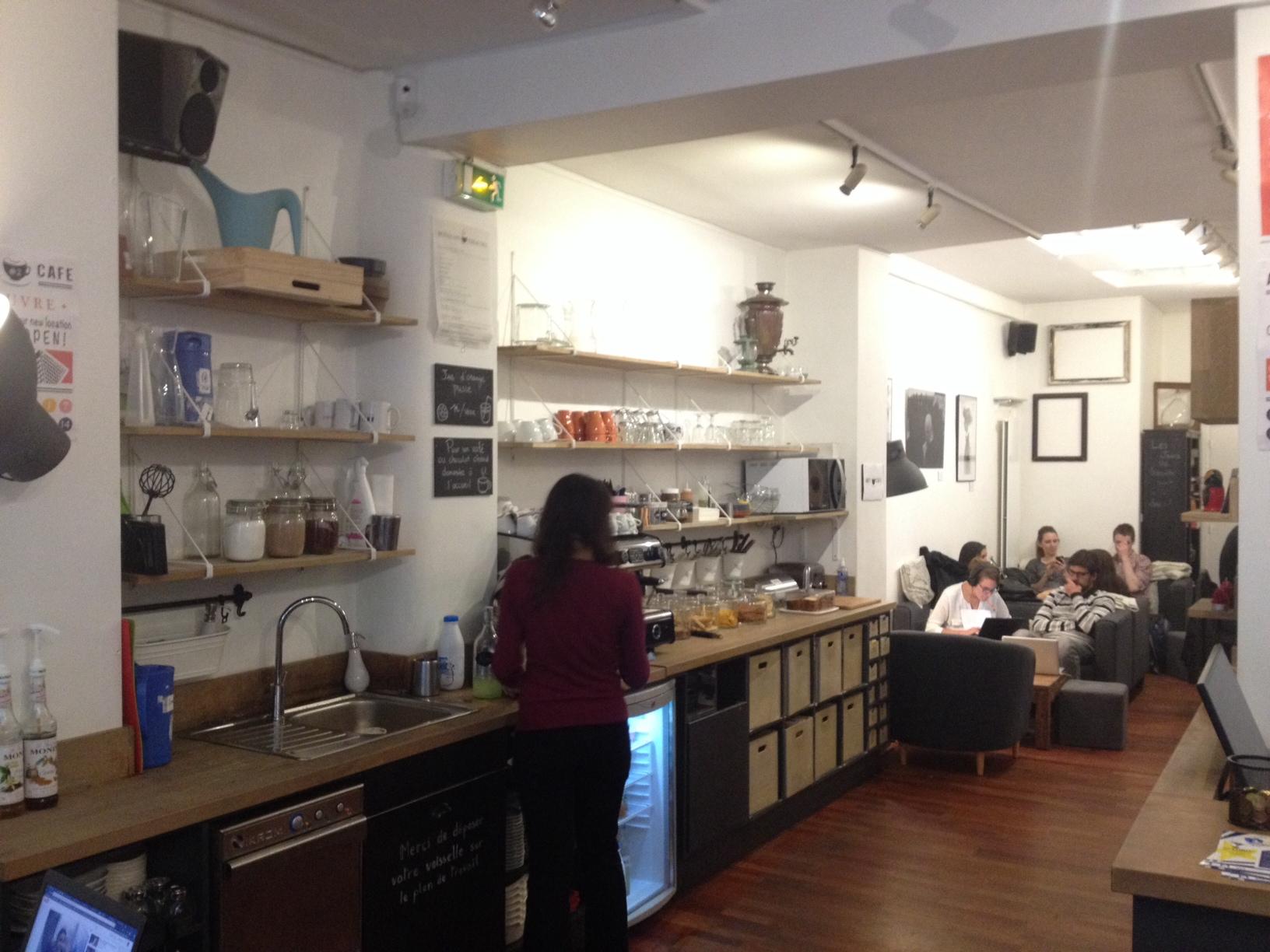 Cafe Paris Coworking