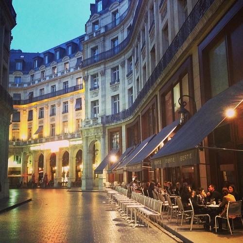 bertie paris bar in the opera madeline area