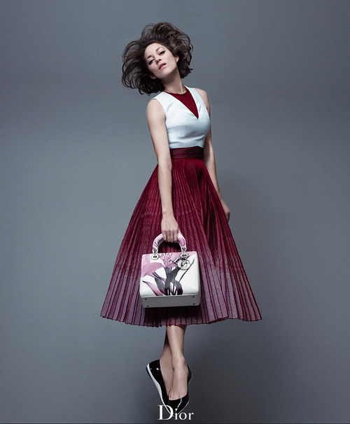 Fashion Style Marion Cotillard Dior 2014 Paris 2 My Parisian Lifemy Parisian Life