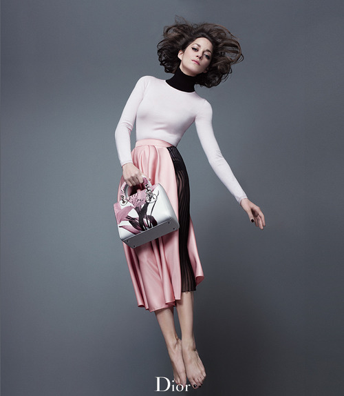 fashion style marion cotillard dior 2014 paris 3