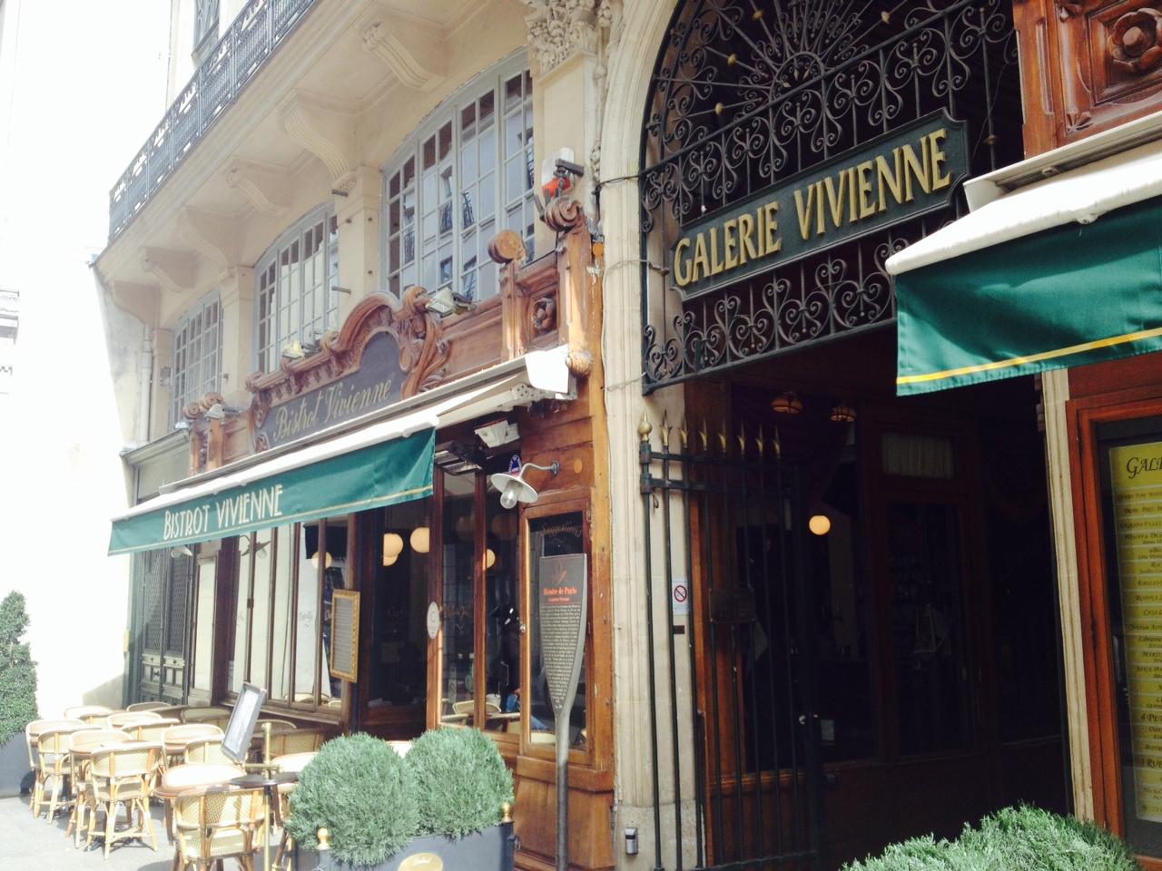 passage vivienne Paris