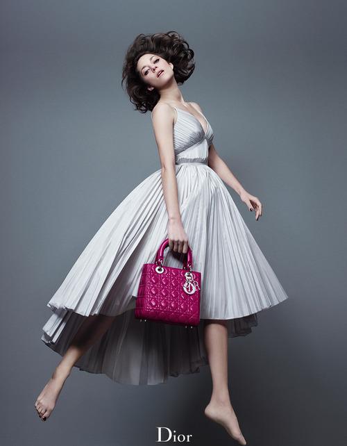 style marion cotillard dior 2014 paris 1