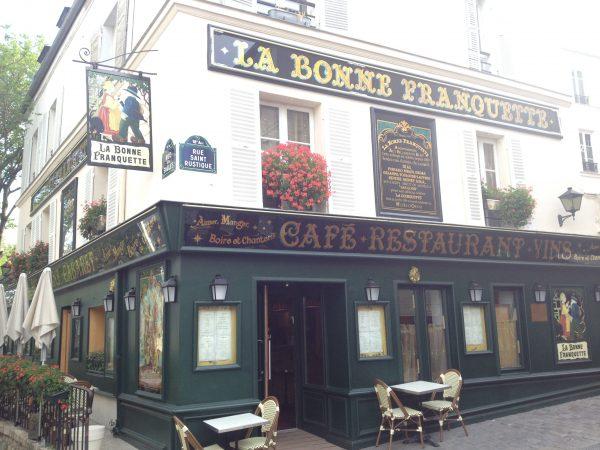 La bonnes Tranquille Montmartre paris