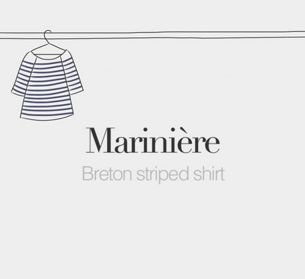 mariniere breton stripes