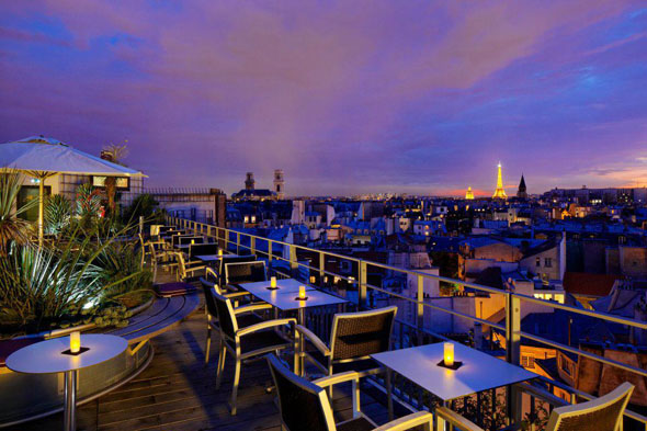10 best rooftops in paris my parisian lifemy parisian life. Black Bedroom Furniture Sets. Home Design Ideas