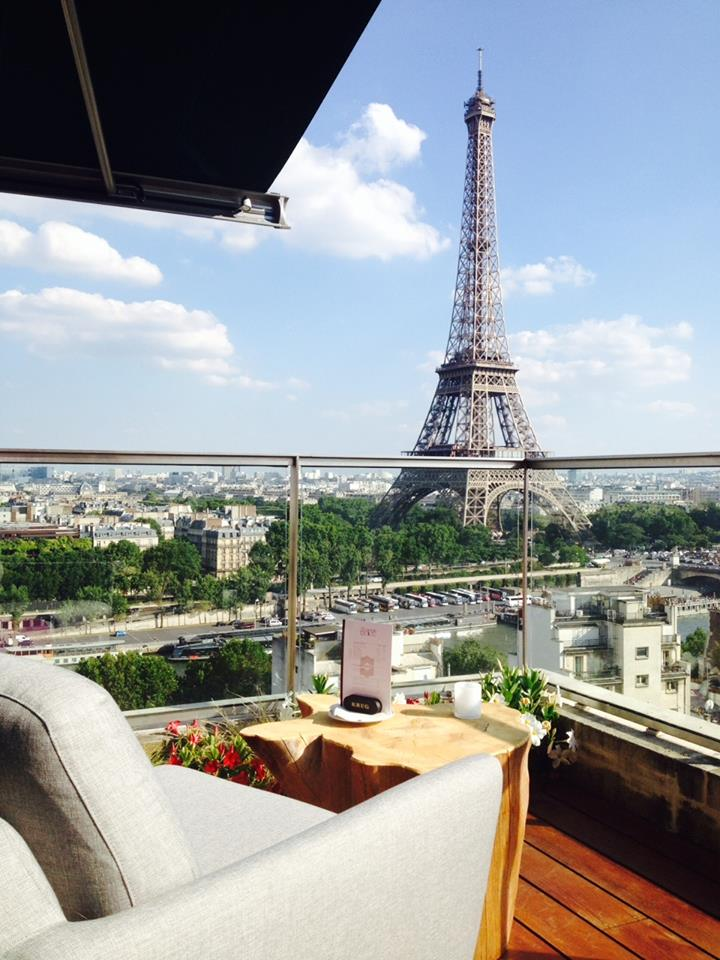 10 Best Rooftops In Paris My Parisian Lifemy Parisian Life