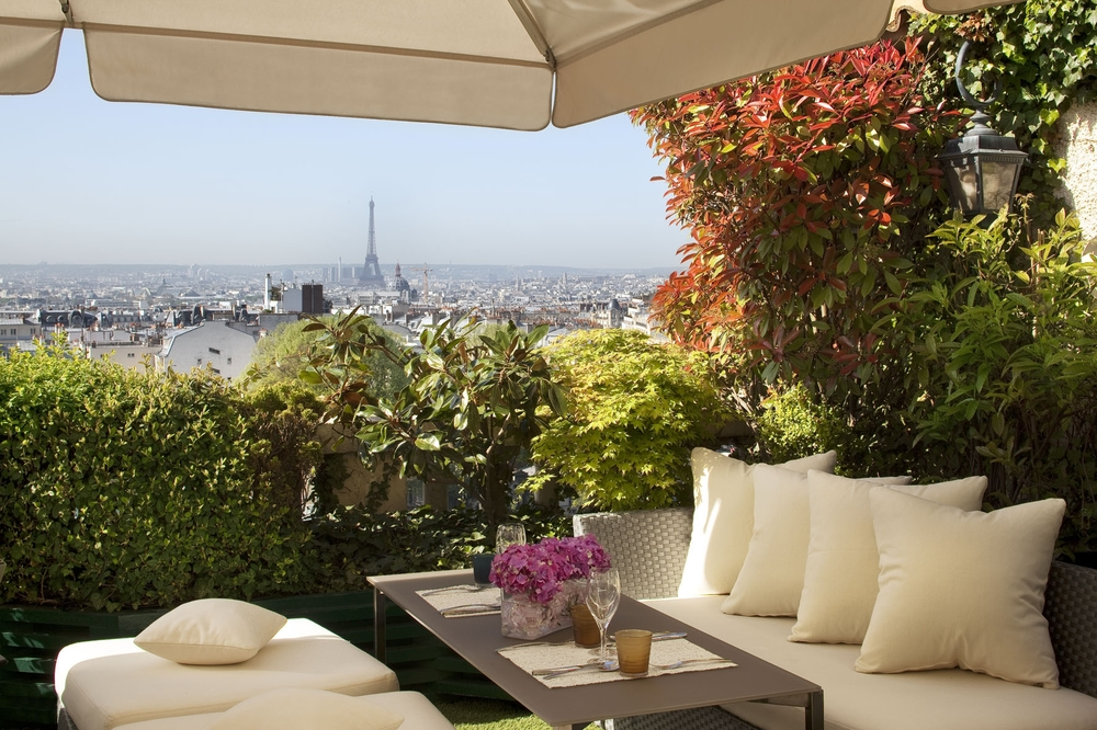 10 best rooftops in paris my parisian lifemy parisian life for Top design hotels in paris