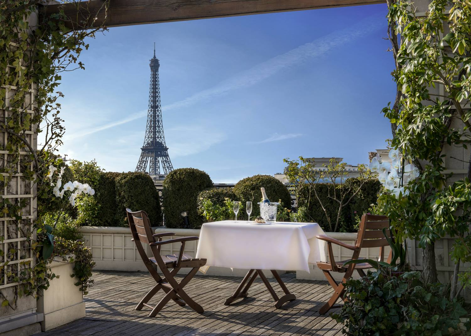 10 best rooftops in paris my parisian lifemy parisian life for Top hotel france