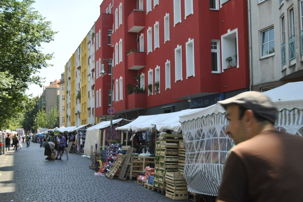 red apartments berlin turkish market