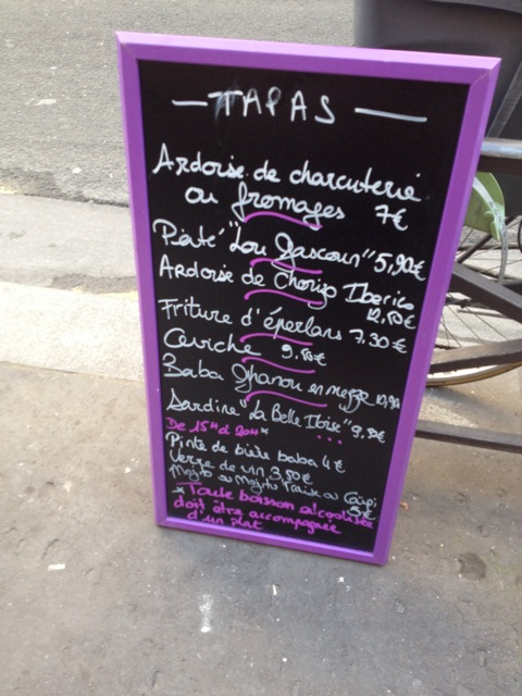 Les meilleurs bars tapas - Time Out Paris