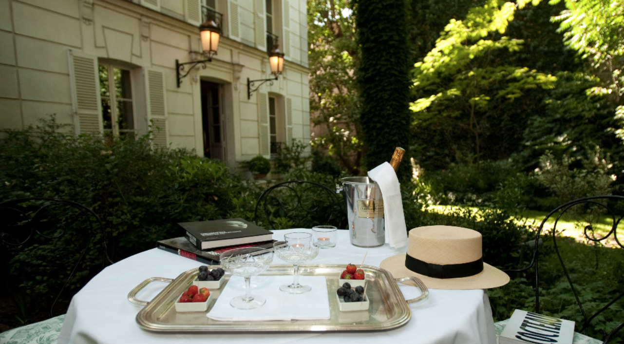 hotel particular montmartre paris
