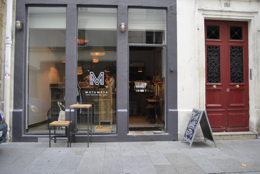 matamata paris coffee