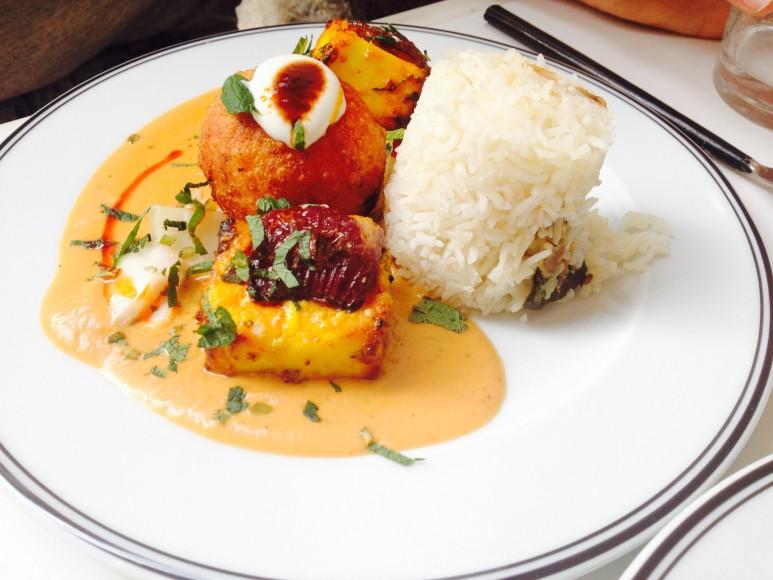 mg road indian paris vegetarian