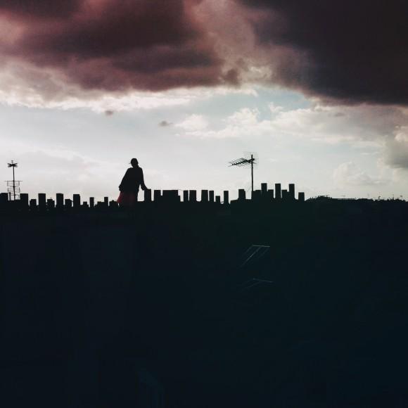 rooftop paris by Alistair Wheeler