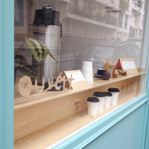 melali new coffee shop 18th arr paris montmartre