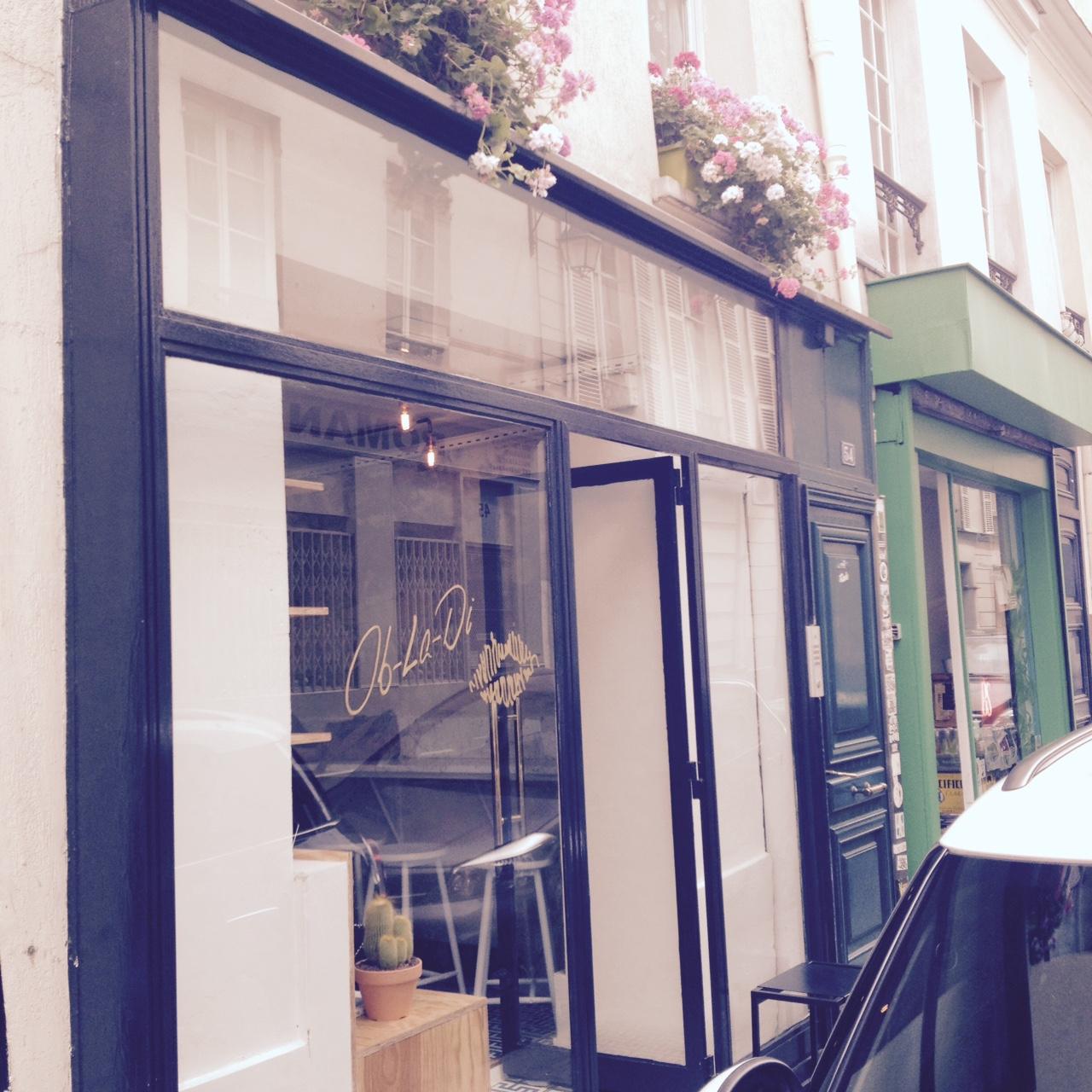 new coffee shop paris