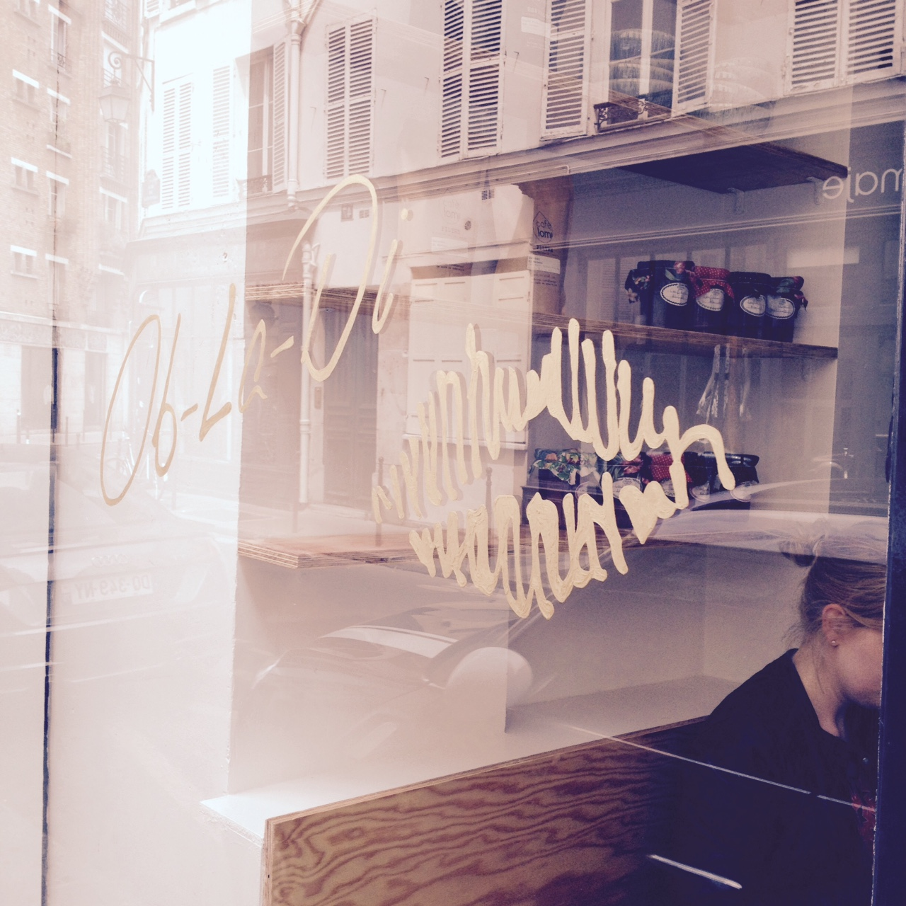 coffee shop corners paris