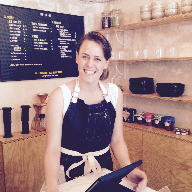 chef paris ob-la-di cafe